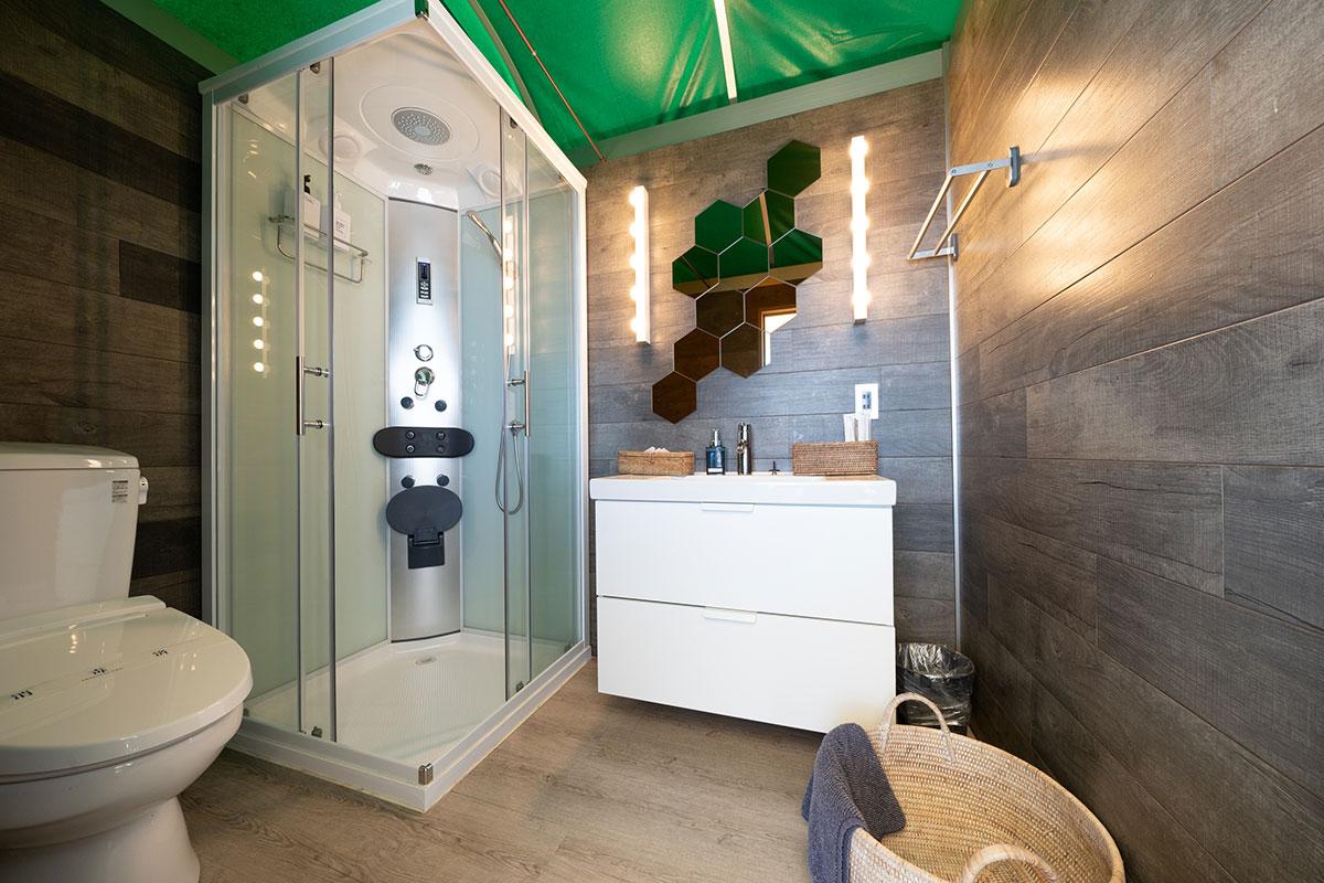 個別シャワー・トイレ