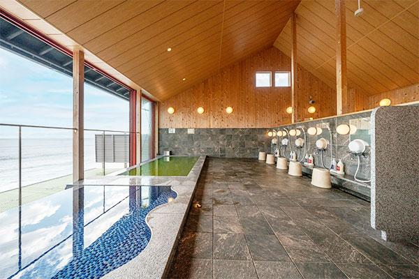 温浴施設「湯かっぺ」